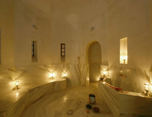Hammam spa Marrakech