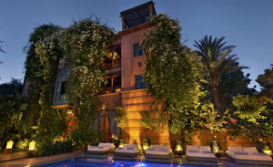 Week end romantique Marrakech