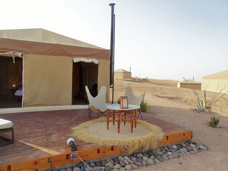 Camp Agafay Marrakech