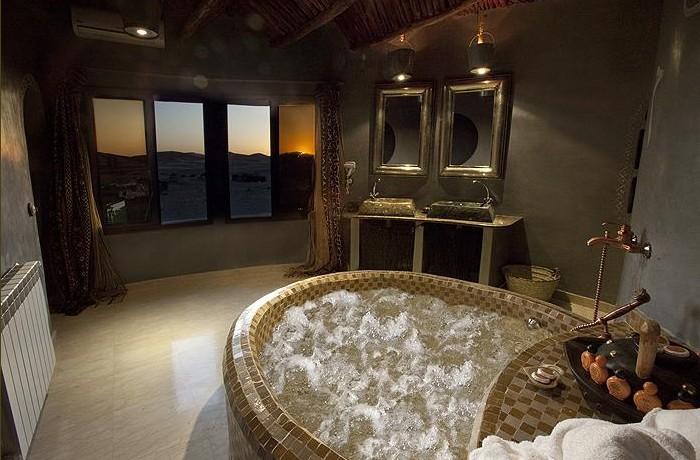 Hotel à Merzouga Maroc - Hotel luxe sud Maroc - Voyage luxe ...