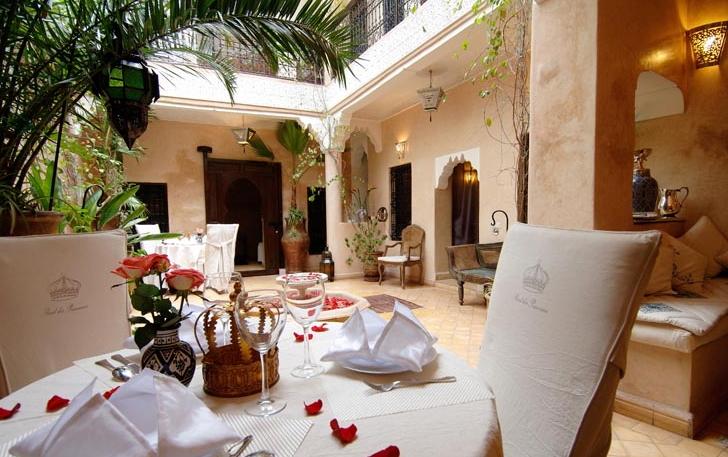 Voyage luxe marrakech s jour luxe marrakech week end for Sejour complet marrakech