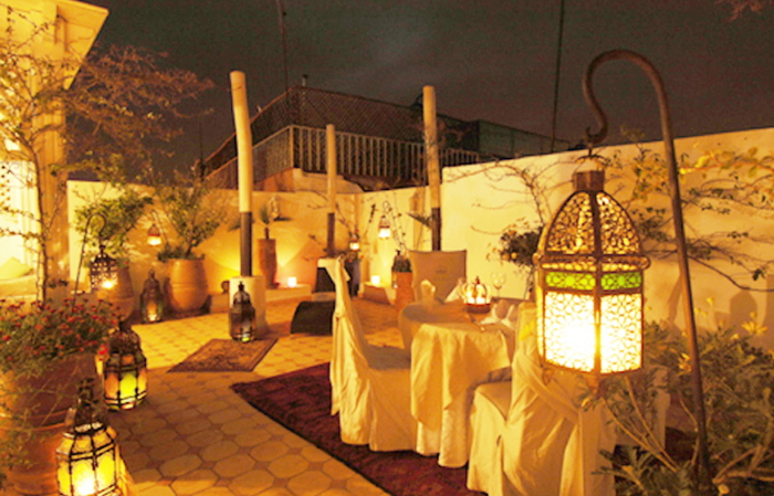 Week end à Marrakech