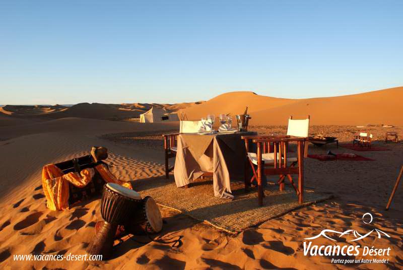 Bivouac De Luxe Chegaga Camp De Charme D 233 Sert Vacances