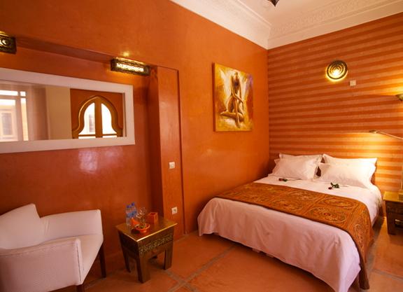Riad joyau de marrakech bonnes adresses marrakech riad for La chambre mandarine