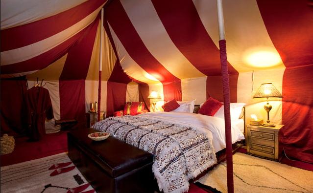 Bivouac VIP Maroc - Camp de luxe Erg Chegaga - Bivouac erg chegaga