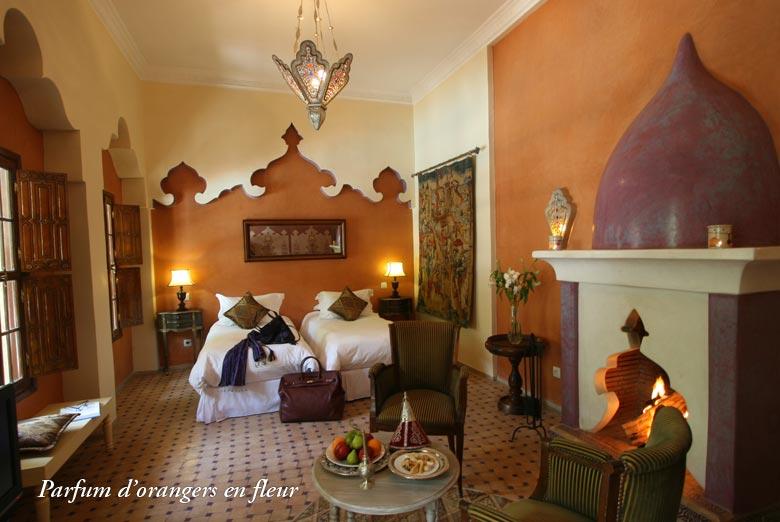 Riads tr s luxes marrakech riad 5 toiles marrakech for Hotels 5 etoiles marrakech