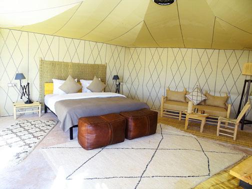 s jour avec tentes de luxe weekend de r ve romantique