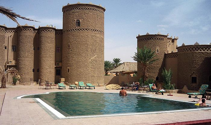 Hotels luxe Merzouga